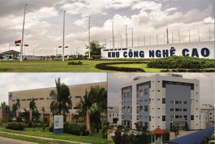 KHU CÔNG NGHỆ CAO (SHTP) TPHCM