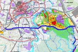 Ngày 19/7, khởi công dự án cao tốc Bến Lức - Long Thành