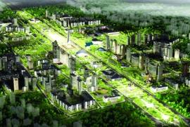 Hà Nội: Quy hoạch các công trình tầm cỡ quốc tế hai bên trục Hồ Tây - Ba Vì