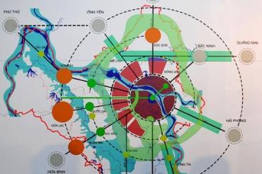 Hà Nội tổ chức triển khai đồ án quy hoạch các đô thị vệ tinh