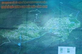 Khu du lịch Tam Đảo I (Vĩnh Phúc) công bố quy hoạch chi tiết tỷ lệ 1/500