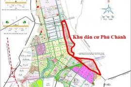 Phê duyệt nhiệm vụ quy hoạch Khu TĐC Phú Chánh, Bình Dương