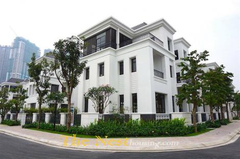 Luxury Villa for rent in Vinhomes Central Park