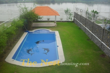 Villa in compound for rent, 4 bedrooms, good location, 3000 USD