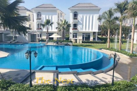 Modern villa for rent in Venica Khang Dien District 9