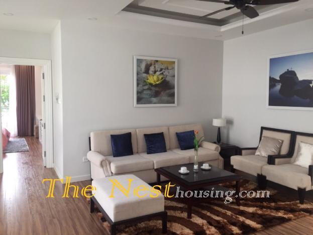 Modern villa for rent in Venica Khang Dien District 9