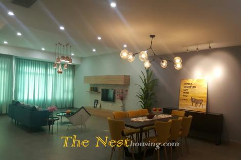 Luxury penthouse for rent in Saigon pearl