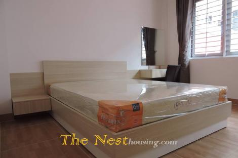 APARTMENT FOR RENT CLOSE TO SAIGON RIVER WITH ONE BEDROOM IN DIST 2