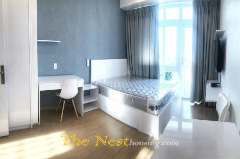 Apartment river view for rent in Dist 2