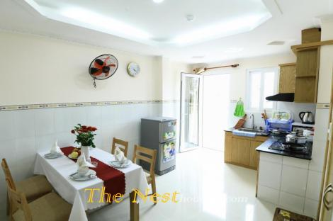 Service apartment cheap price for rent in Dist 2