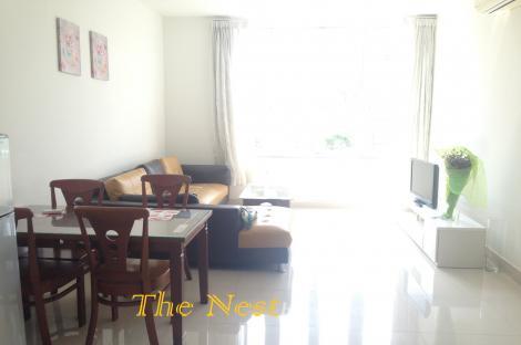 Good service apartment for rent on Nguyen Van Huong Street- Dist 2