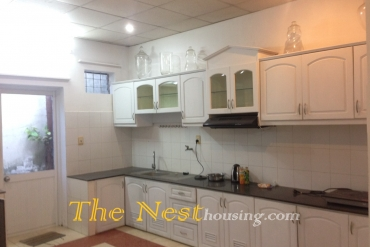 House for rent in Thao Dien, 4 bedrooms, 1500 USD