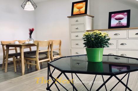 Brand new duplex for rent in Thao Dien