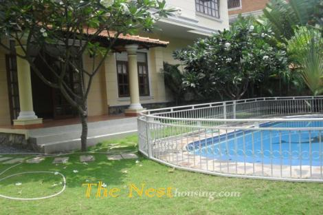 Modern villa for rent in compound, private swimming pool, 4 bedrooms, 4000 USD