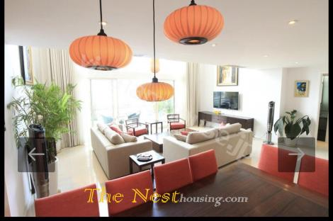 Penthouse for rent in Estella District 2
