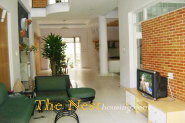 House for rent district 2, 4 bedrooms in compound