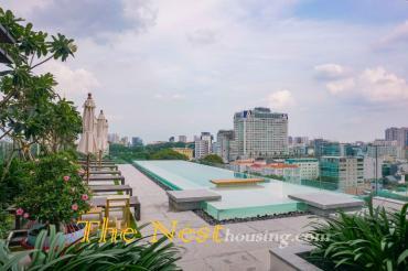  Luxury duplex 2 bedrooms for rent in District 3