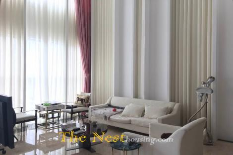 3 Bedrooms Duplex in Tropic Garden, Thao Dien