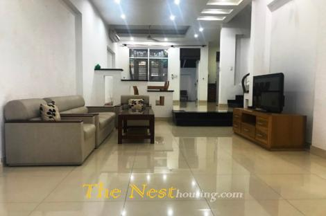House in compound for rent - Thao Dien