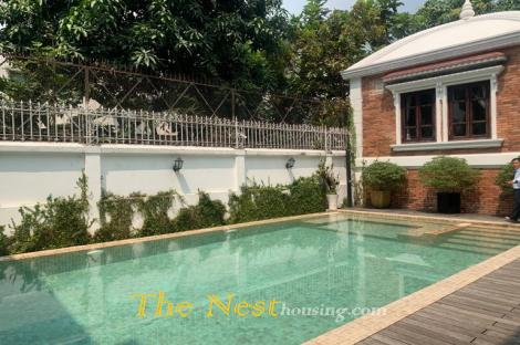 Charming villa for rent in District 2