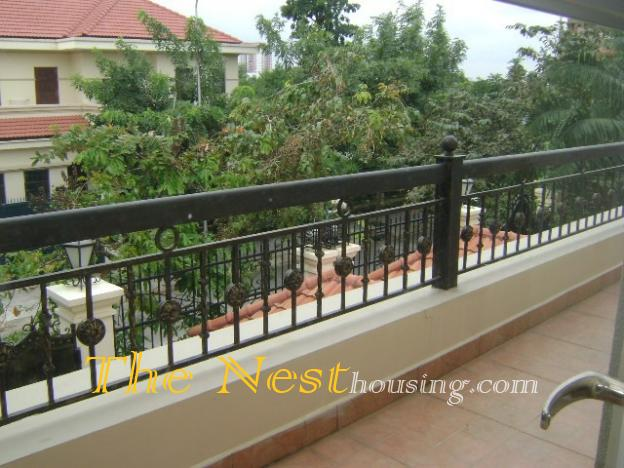 Villa for rent in district 2, HCMC