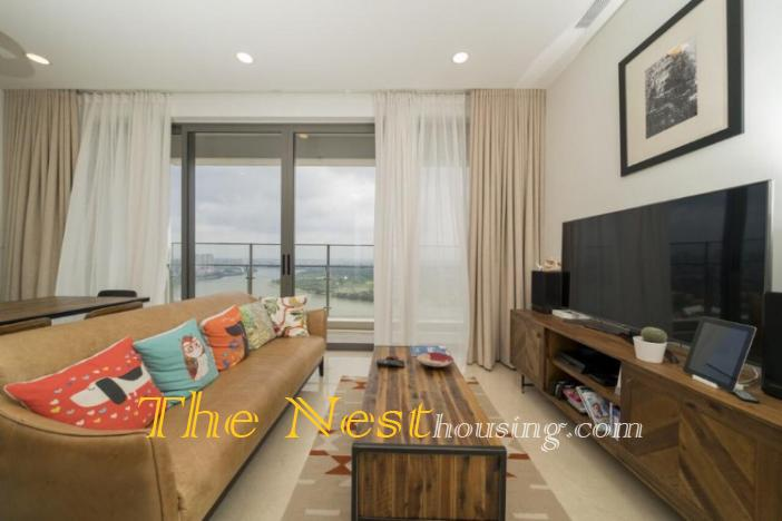 Luxury apartment 4 bedrooms for rent in The Nassim