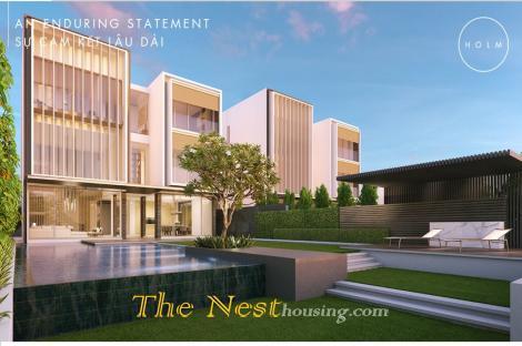 Luxury villa for rent in Thao Dien