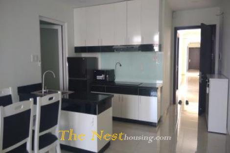Two bedrooms service apartment for rent in Thao Dien