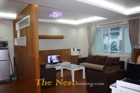 2 BEDROOMS APARTMENT FOR RENT 100M2, IN THAO DIEN WARD, DISTRICT 2