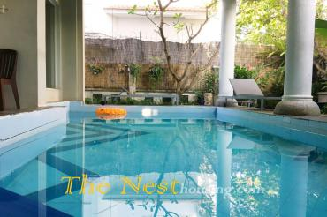 Villa for rent Thao Dien, District 2, swimming pool