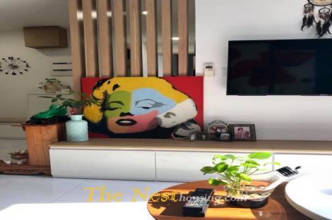 Apartment for rent in Masteri Thao Dien