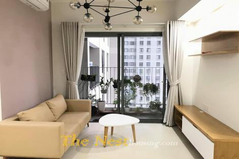 Modern apartment - 2 bedrooms for rent in Masteri Thao Dien