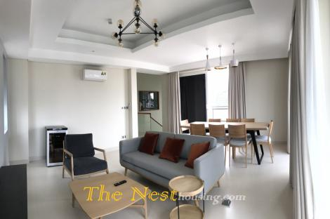 Apartment for rent in the Villa Thao Dien