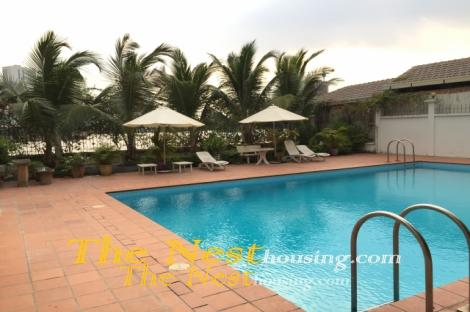 Villa in compound for rent, 3 bedrooms, 1 office room good location, 3000 USD