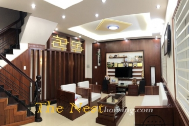 Charming house for rent in Thao Dien, 4 bedrooms, good location, 1600 USD
