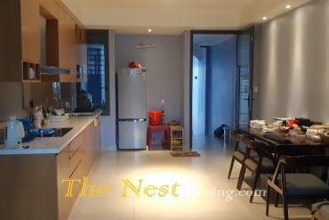 Modern townhouse for rent in District 2, 3 bedrooms, good location, 1700 USD