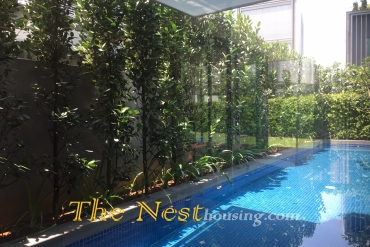 HOLM compound in Thao Dien dist 2. House private swimming pool, 5 beds