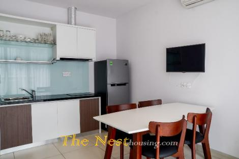 Charming Penthouse for rent in Thao Dien, 1 bedroom, 650 USD