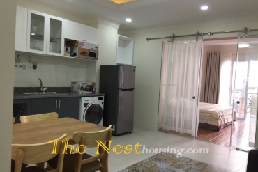 Modern service apartment for rent in Thao Dien