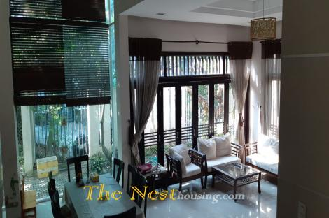 House for rent in compound in Tran Nao area