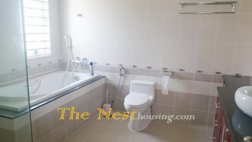 villa for rent in compound thao dien ward distritct 2 hcmc 201555110427