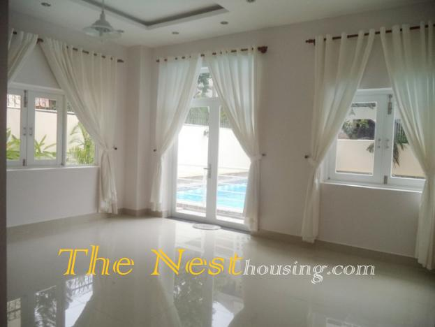 House with 4 bedrooms and swimming pool, Dist HCMC