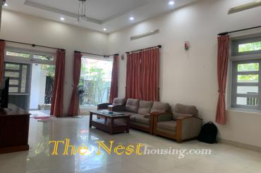 Charming house for rent in compound