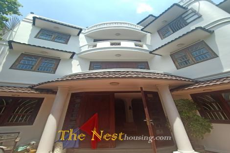 ​​​​​​​House for rent in Thao Dien close to BIS