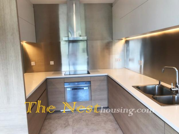 Luxury villa for rent in compound