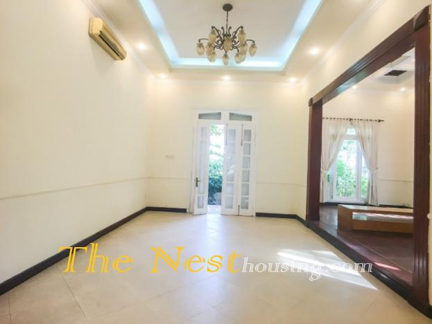 Beautiful villa for rent in Thảo Điền