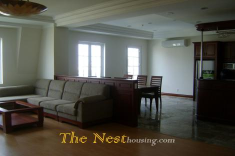 Apartment for rent in Thảo Điền.