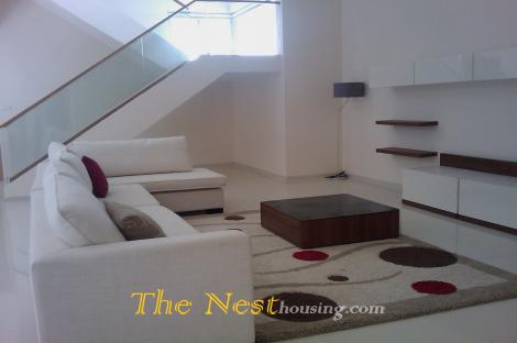 The vista penthouse for rent, 4 bedrooms, 4200 USD