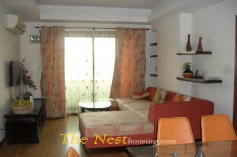 Apartment for rent at Indochina Park Tower, district 1