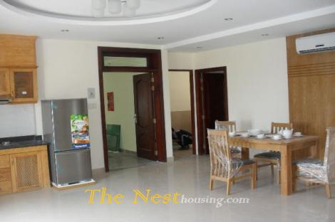 Service apartment for rent in Thao Dien, District 2